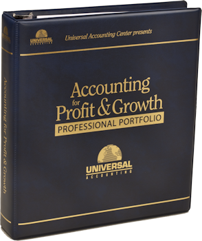Accounting for Profit & Growth Professional Portfolio